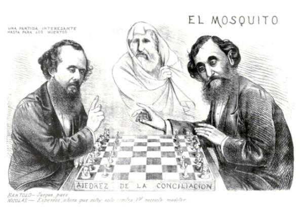 Nicolás Avellaneda, Adolfo Alsina  y Bartolomé Mitre avellaneda necesito meditar