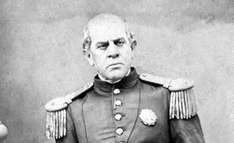 Sarmiento_Militar