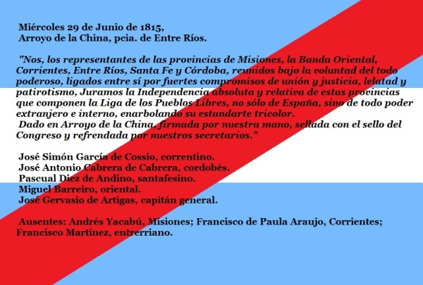 Bandera Artiguista