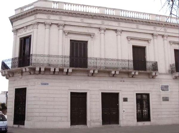 Estanislao López casa.