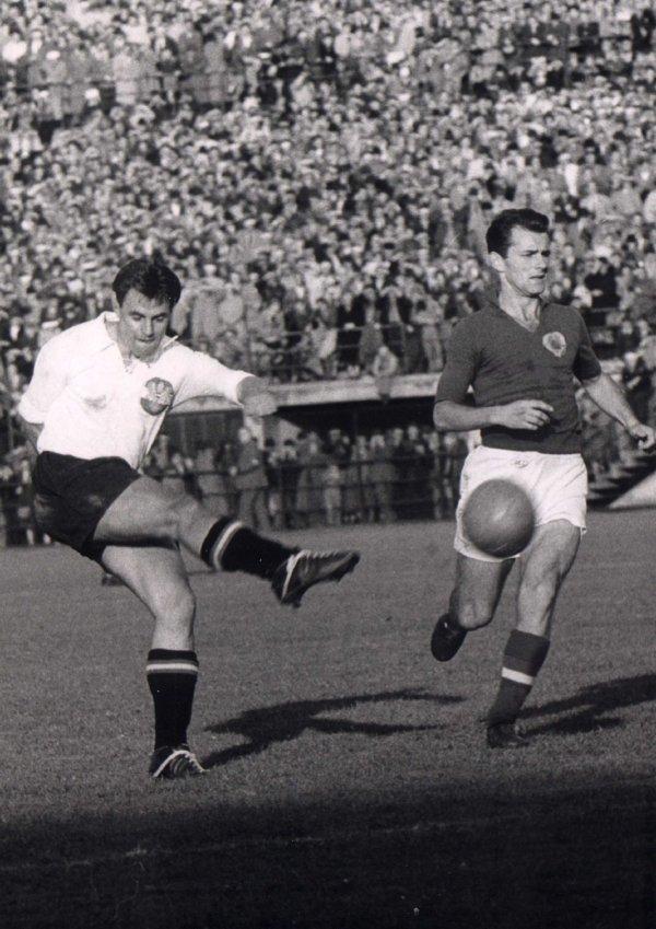Meidling: Das Fußballer-Leben des Turl Wagner