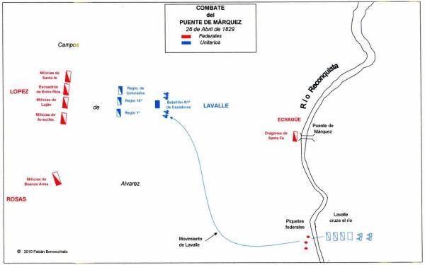 Batalla de Puente de marquez