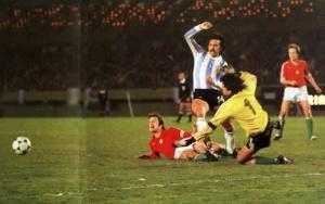 atgentina hungria 1978
