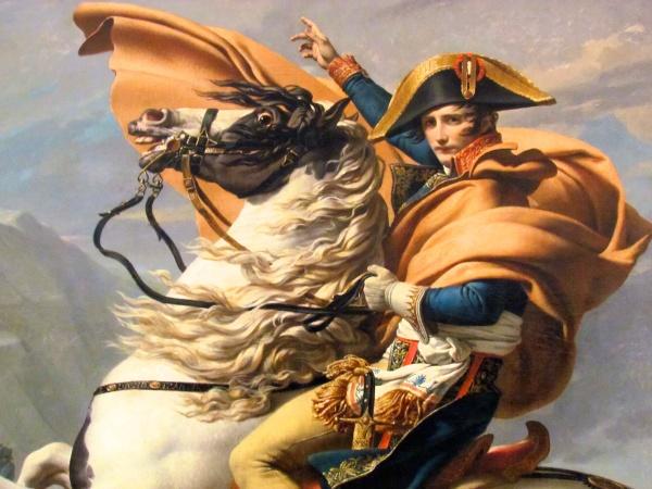 Napoleon en Marengo
