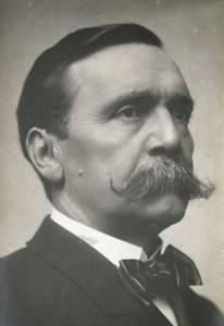Retrato de Carlos Pellegrini