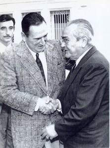 Perón y Balbín