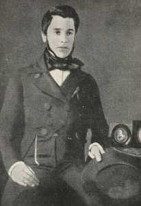 Bernardo de Irigoyen en 1844