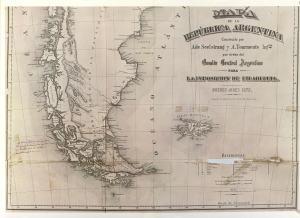 Mapa encargado a Seelstang