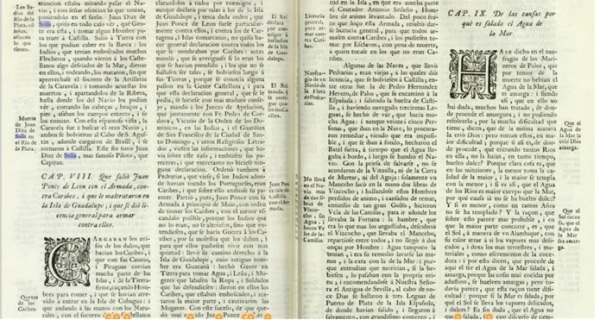 libro Herrers sobre Solis