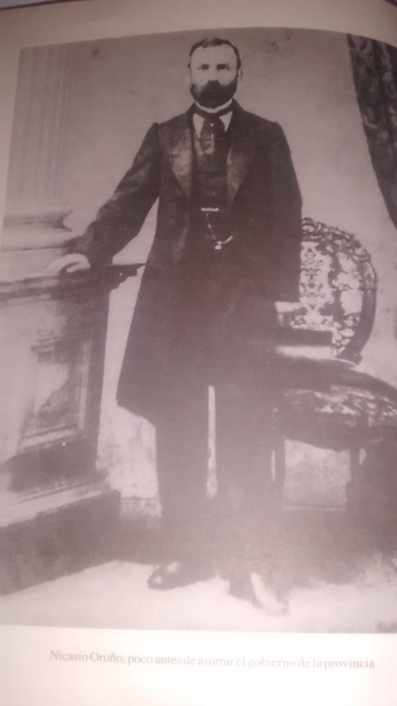 OROÑO, En Historia de Santa Fe