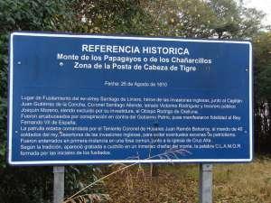 Cartel Cabeza de Tigre
